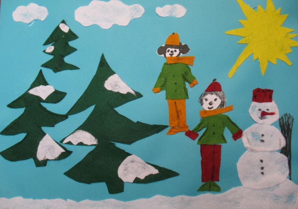 Konkurs na projekt kartki świąteczno-noworocznej 2012