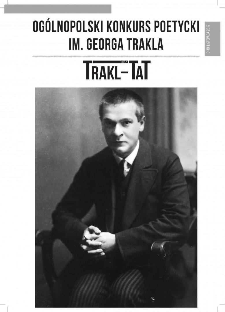 TRAKL-TAT.  Arts & Literature Festival 4th Edition, Krakow