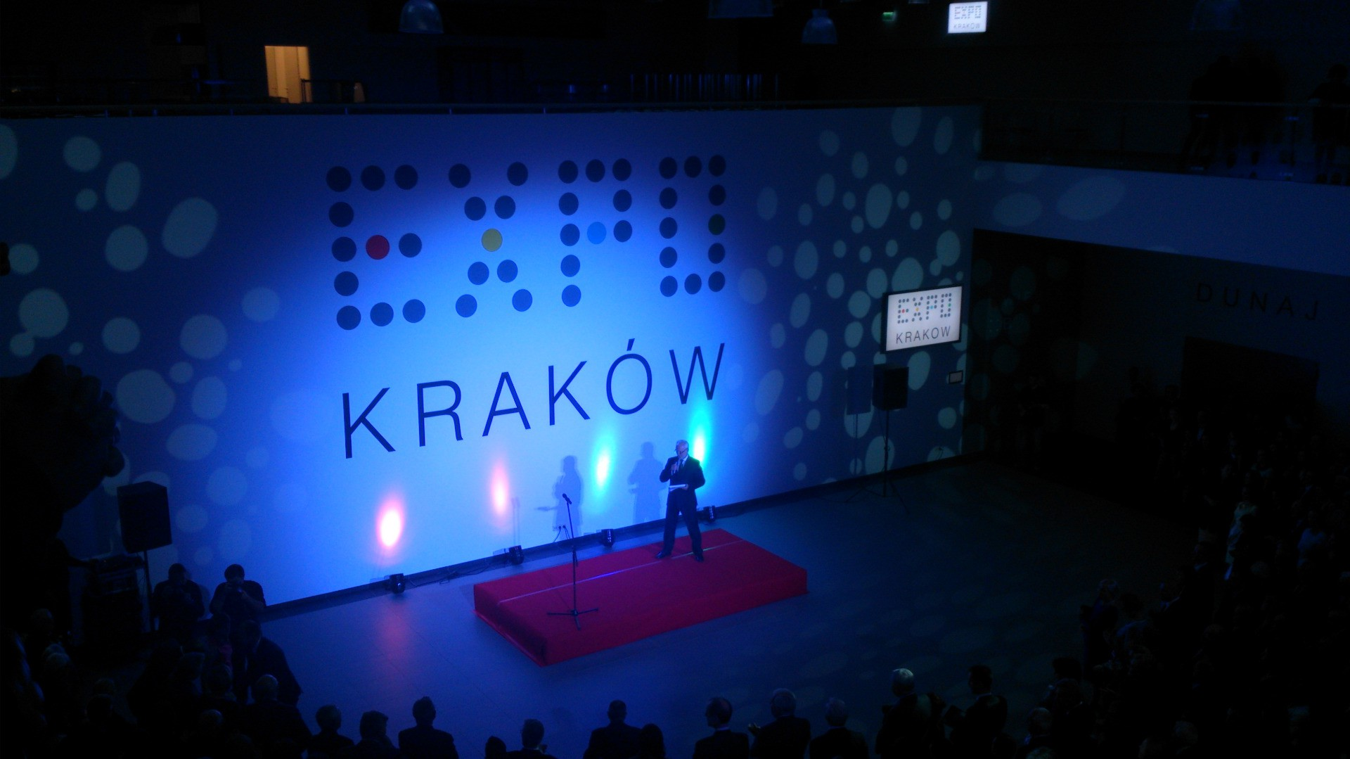 Official opening of EXPO Krakow