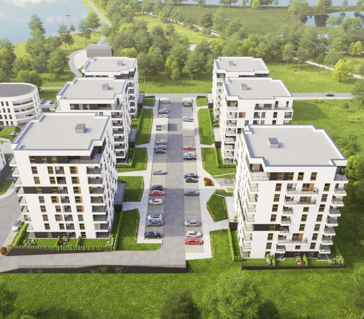 Budujemy kolejne osiedle w Katowicach