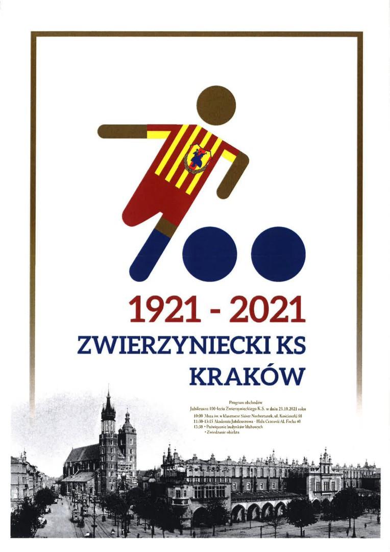 100-lecie Zwierzynieckiego Klubu Sportowego